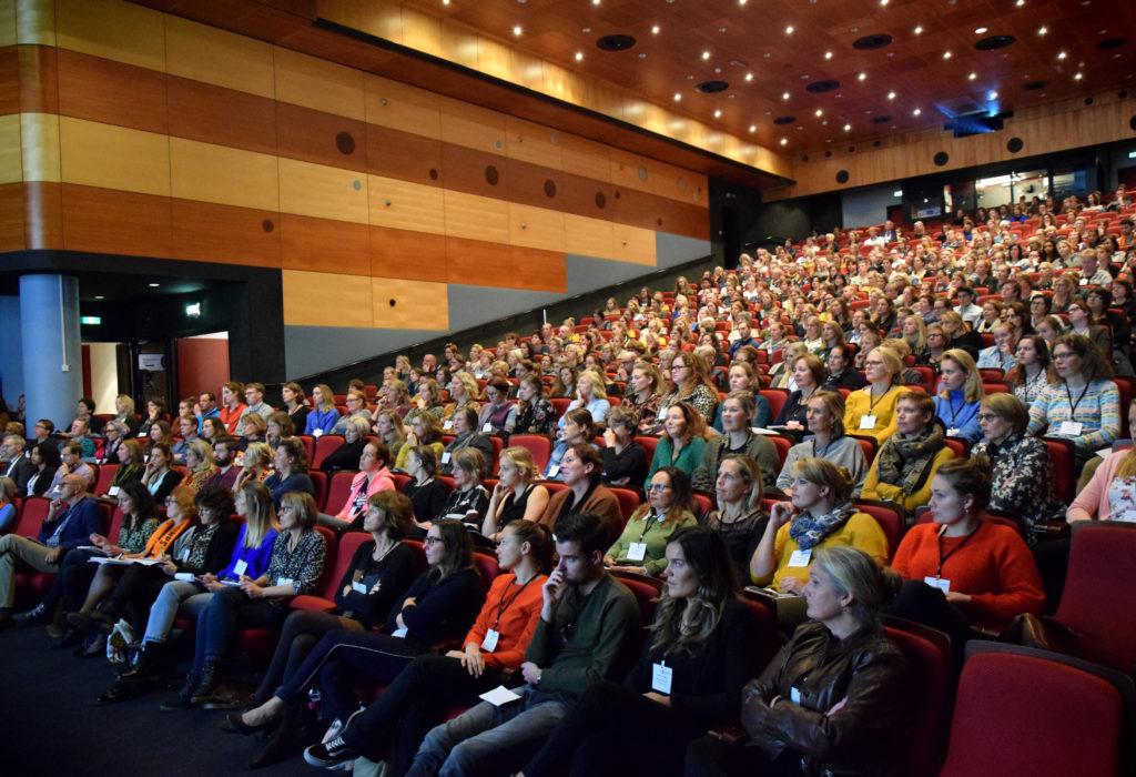 publiek verpleegkundig congres